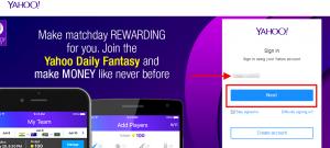 Yahoo-login
