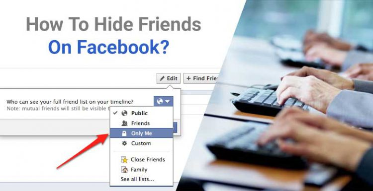 How-To-Hide-Friends-On-Facebook