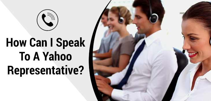 How-Can-I-Speak-To-A-Yahoo-Representative